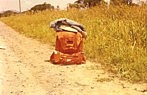Jochen´s rucksack 1974_never enough space_CENTRAL AMERICA