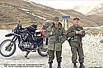 TURKEY_military area_dangerous situation in PONTISH MOUNTAINS_October 1995_my motorcycle-world-trip 1995/96