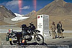 PAKISTAN_border to CHINA_riding all the KARAKORAM HIGHWAY_KHUNJERAB PASS 4709m_... realization of an old dream_November 1995_my motorcycle-world-trip 1995/96_