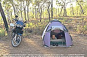 1996_Australia_Litchfield National Park_meeting world traveller Reinhard ... with his special equipment_for example a chair_every morning at sunrise staring motionless half an hour into the same direction_travelling some days together_my motorcycle-trip around the world 1995-96_Jochen A. Hübener